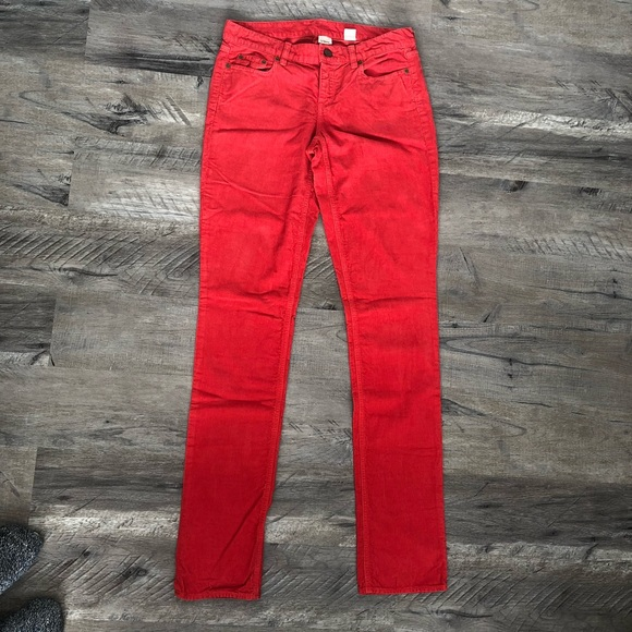 J. Crew Pants - J Crew Corduroy Pants
